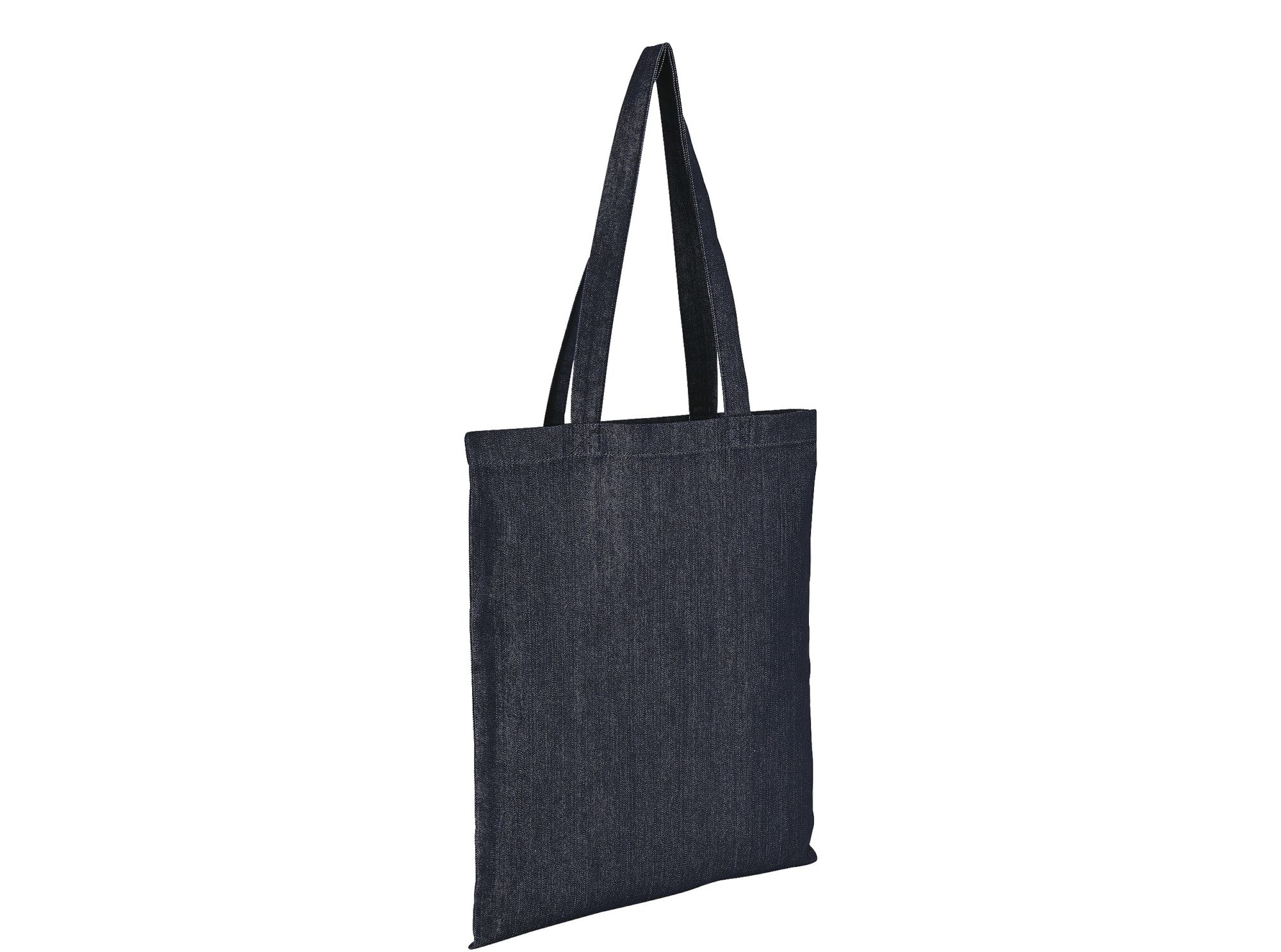 tote bag sac denim personnalisable